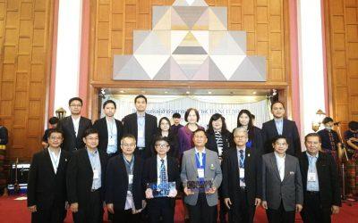 ขอแสดงความยินดีกับท่านรองศาสตราจารย์ ดร.รัตติกร วรากูลศิริพันธุ์ ที่ได้รับตำแหน่งประธานสภาคณบดีคณะเทคโนโลยีสารสนเทศแห่งประเทศไทย CITT
