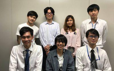 นักศึกษาที่จบการศึกษาจากคณะเทคโนโลยีสารสนเทศ ได้งานทำประจำอยู่ที่บริษัทญี่ปุ่น